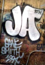 ja graffiti